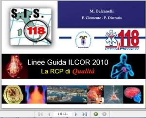 Nuove linee guida Ilcor 2010